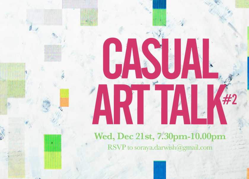 casual art talk#2